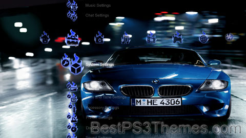 BMW Theme
