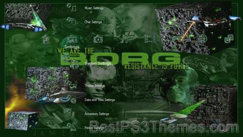 Borg Theme