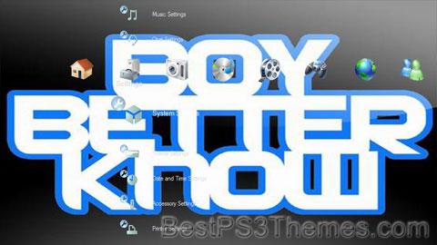 Boy Better Know Theme