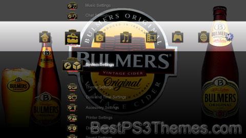 Bulmers Theme