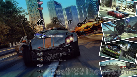 Burnout Paradise Theme 7