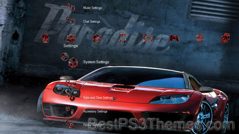 Burnout Paradise V3 Theme
