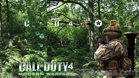 Call of Duty 4 Theme 3