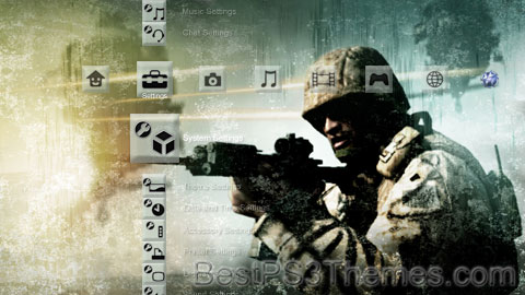 Call of Duty 4 Theme 12
