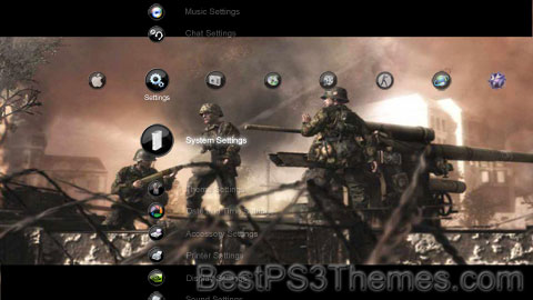 Call of Duty 5: WaW Theme