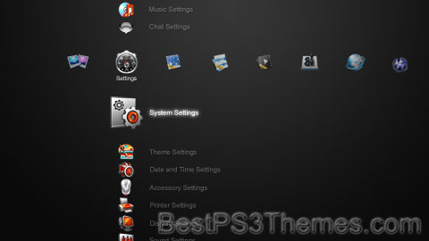 [PS3pro Themes] Carbocation Theme