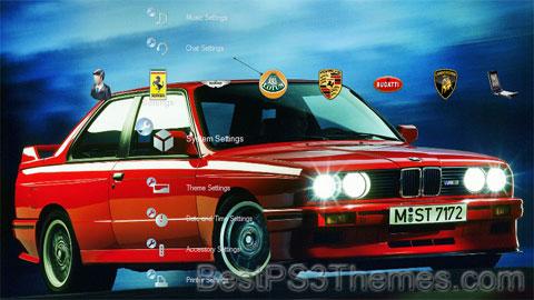 Car Enthusiast Theme