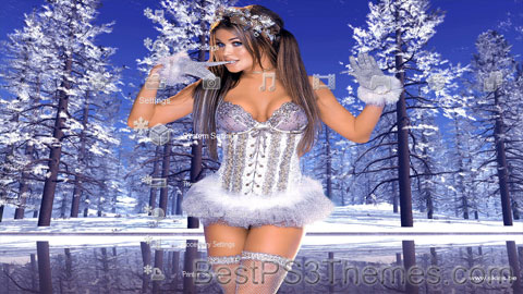 carmen electra winter