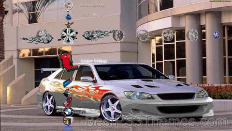 Cars Theme 4
