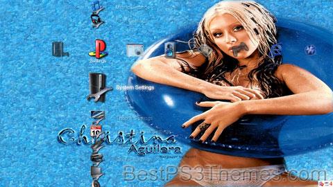 Christina Aguilera Theme 4