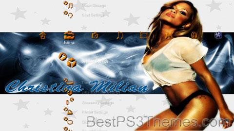 Christina Milian Theme