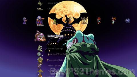Chrono Trigger - Battle Across Time Theme