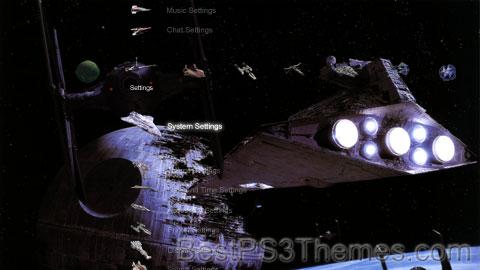 Classic Star Wars Trilogy Theme