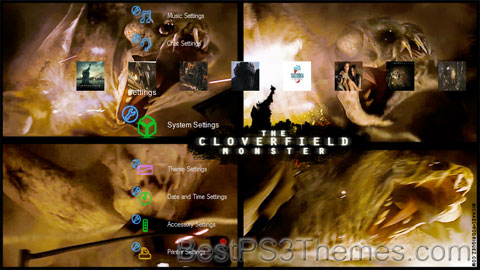 Cloverfield Theme