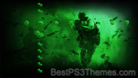 Call of Duty 4 Night-Vision Goggles Theme