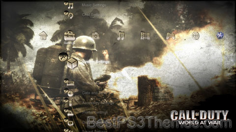 Call of Duty: World at War Version 2.0 (UPDATE) Theme
