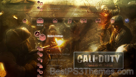 Call Of Duty World At War Theme 2