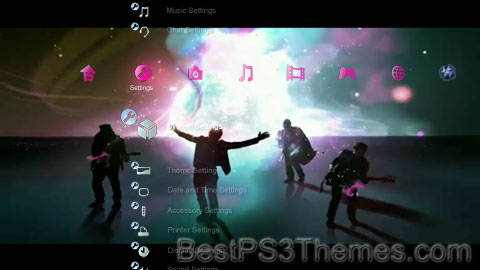 Coldplay Theme
