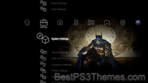 Comic Batman Theme