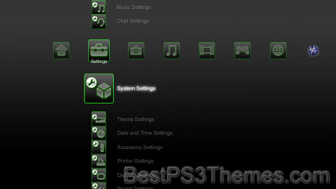 Contemporary Green Lite Theme