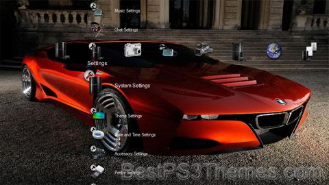 Cool Cars Theme