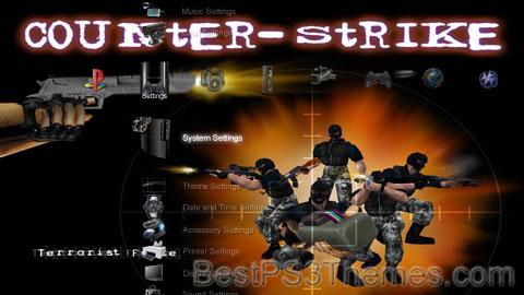 Counter-Strike Terrorist Force Theme