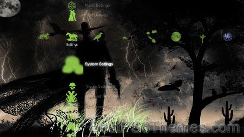 Dark Cowboy Theme