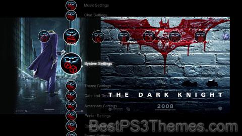 The Dark Knight Theme 4