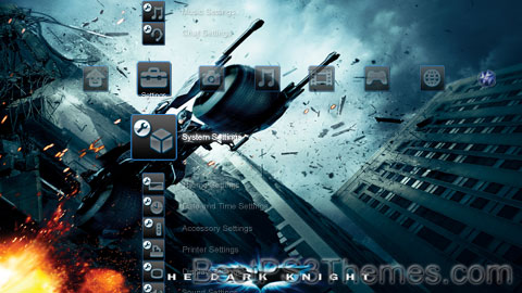 The Dark Knight Theme 5