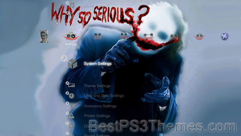 Dark Knight - Why So Serious Theme