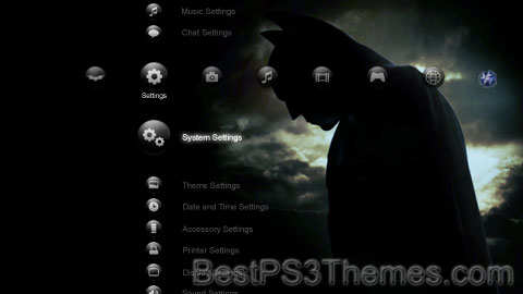 The Dark One Theme