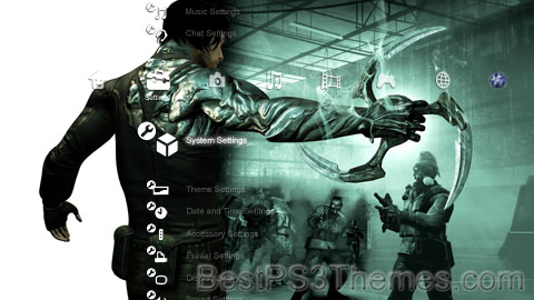 Dark Sector Official Theme