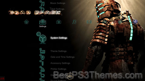 dead space wallpaper hd. Dead Space Theme 1.0P #R by
