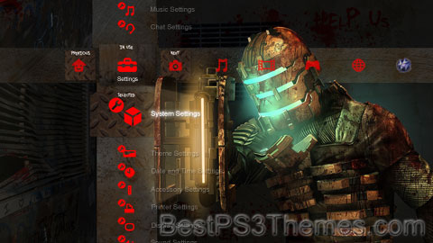 Dead Space War Cry Theme