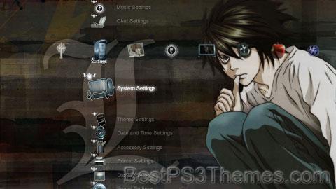 Death Note - L Theme (HD)