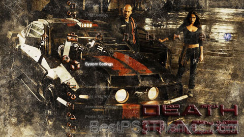 Death Race - 2008 Theme