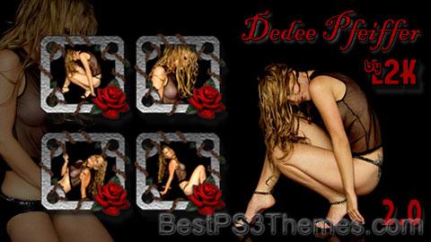 Dedee Pfeiffer V2 by L2K Theme
