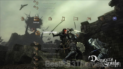 DemonsSouls1.0 Theme Preview