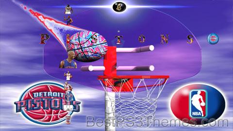 Detroit Pistons Theme