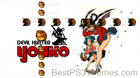 Devil Hunter Yohko Theme