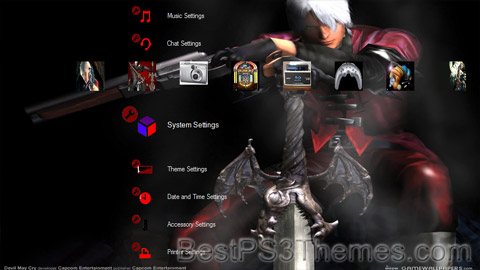 Devil May Cry | Best PS3 Themes