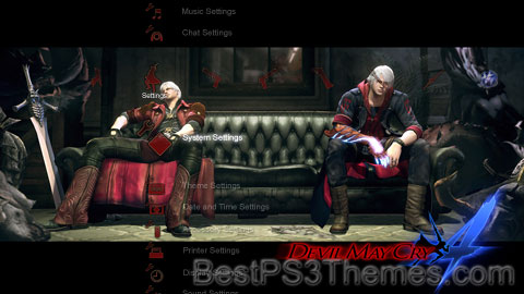 Devil May Cry 4 Theme 6