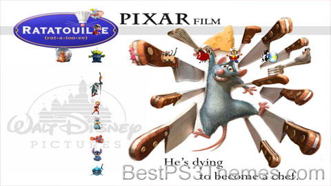 Disney Pixar Theme