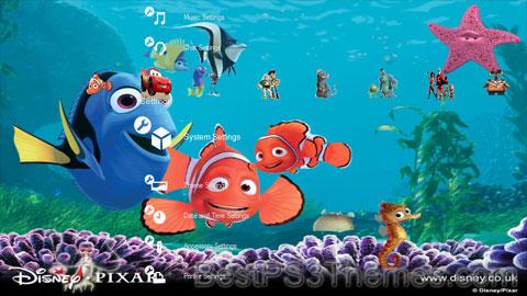 Disney Pixar V1.1 Theme
