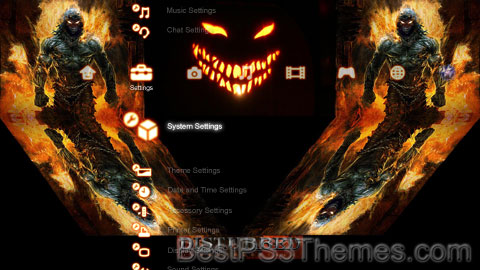 Disturbed Theme