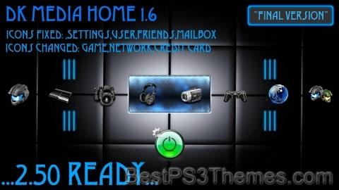 DK Media Home v1.6 Theme