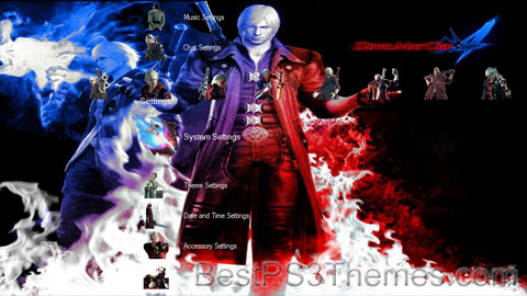 Devil May Cry 4 Theme 4