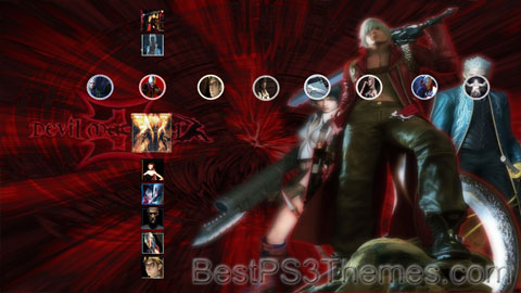 Devil May Cry Theme 5