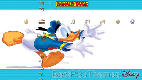 Donald Duck Theme