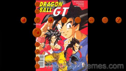 Dragonball GT Theme